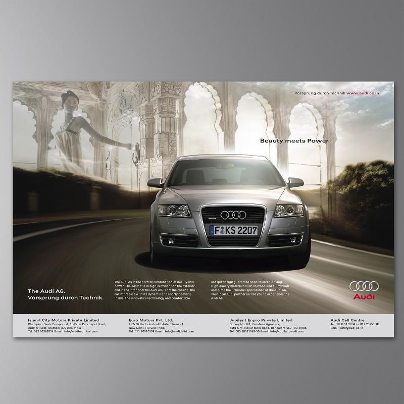Audi A6 Audi India