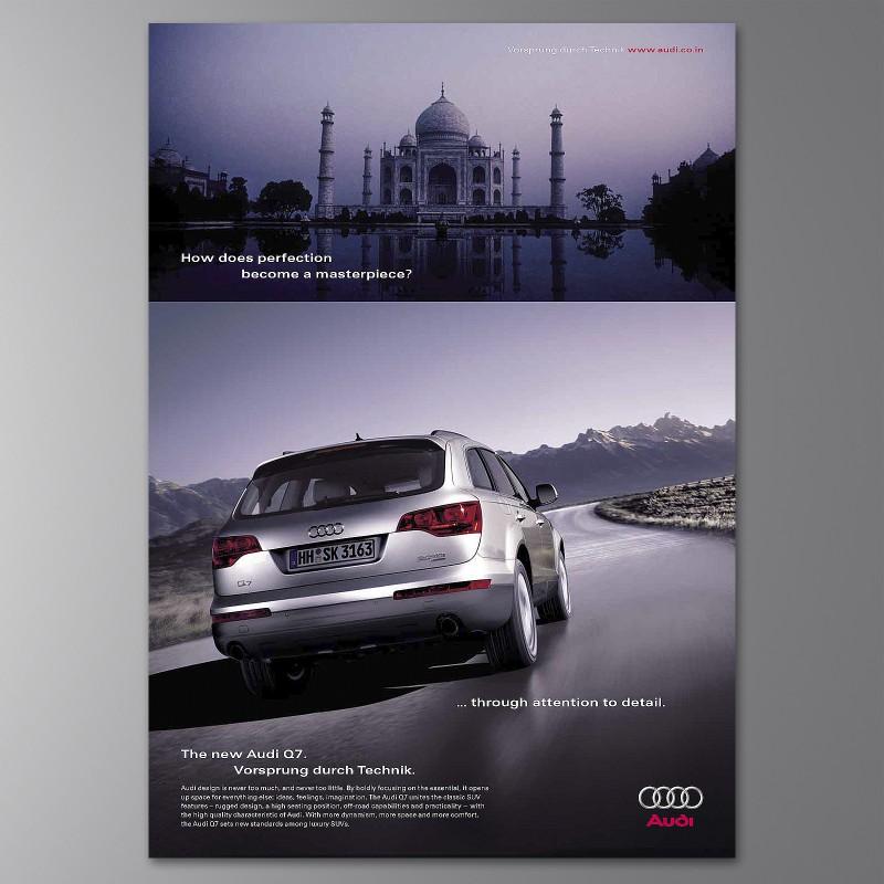 Q7 Audi India
