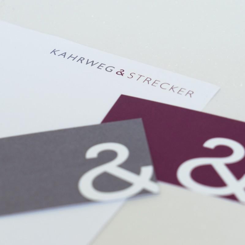 Visitenkarten Sabine Strecker
