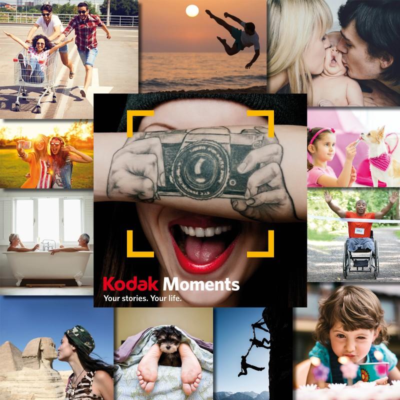 Key Visual Kodak Moments