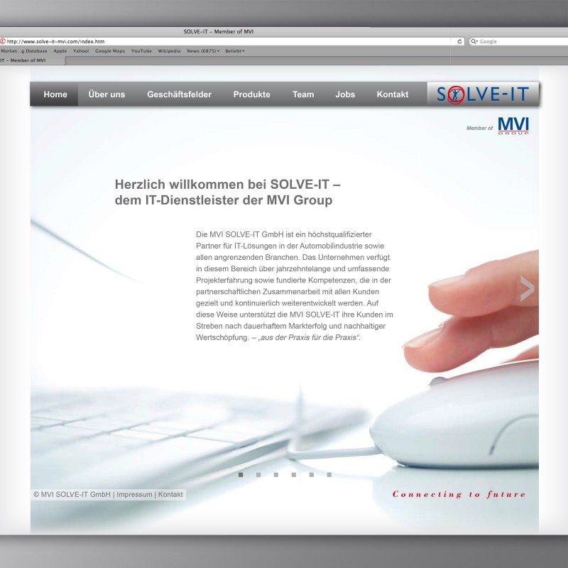 Website Solve-IT
