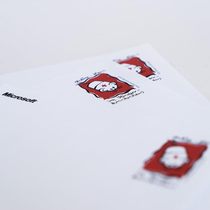 Briefpapier Online Mouse