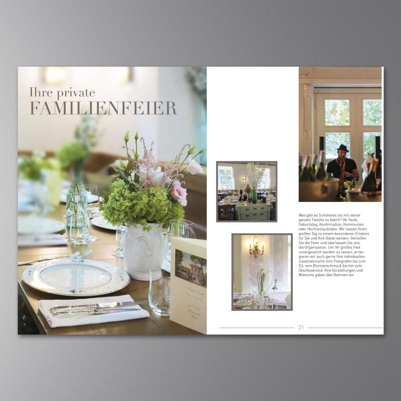 Bamberger Haus Broschüre