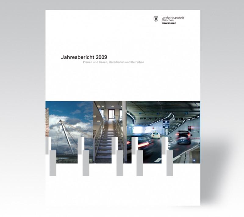 Jahresbericht Baureferat